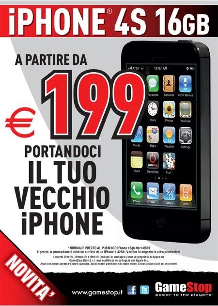 Valutazione iphone 4s 32gb usato