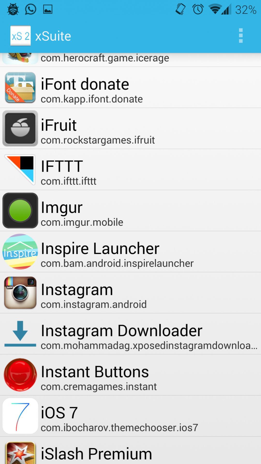 Cambiare e personalizzare una singola icona su Android con xSuit [Modulo Xposed]