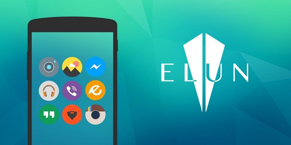 Se state cercando un nuovo pacchetto di icone per rinnovare la vostra interfaccia Android, potreste trovare interessante Elun, non nuovissimo ma scontato in questi giorni del 50% rispetto al prezzo ufficiale. Un Icon Pack contenente oltre 2400 icone, 31 sfondi in alta risoluzione, e compatibilit