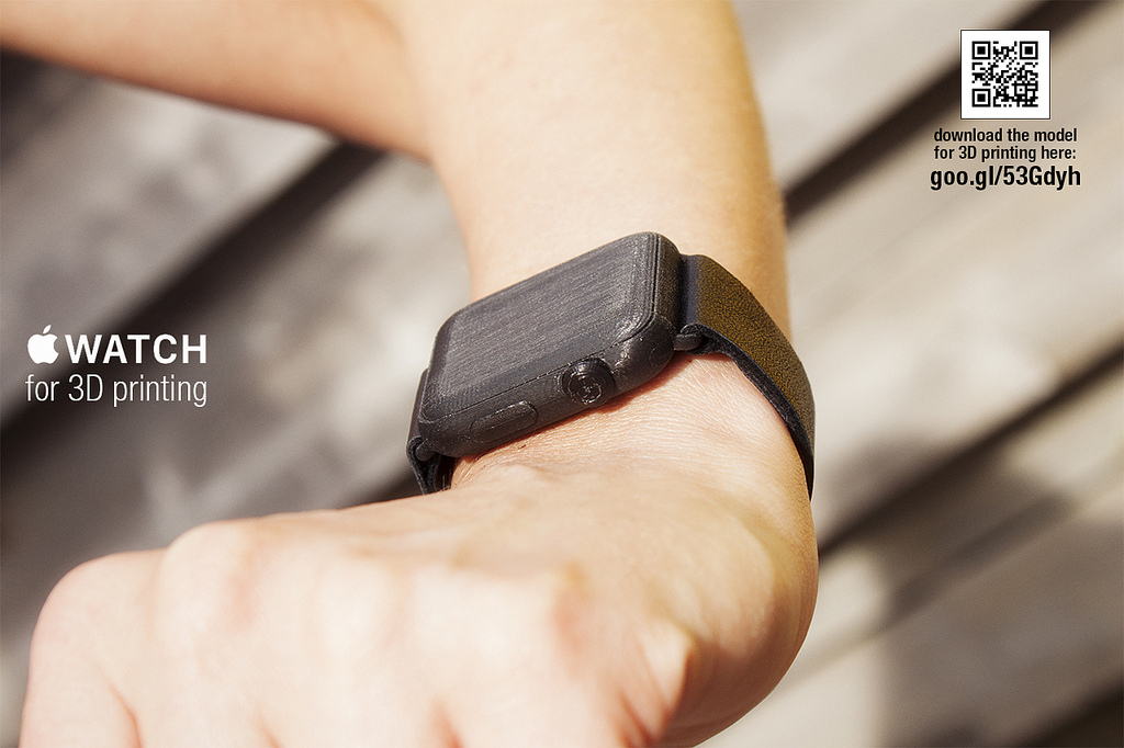Se avete dubbi sulle dimensioni di Apple Watch o siete semplicemente curiosi di sapere quanto possa stare bene al vostro polso, potreste togliervi alcuni dubbi grazie ai file di stampa 3D resi disponibili dal noto concept designer Martin Hajek . Il modellino fisico potr