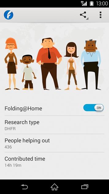 Folding@home app image