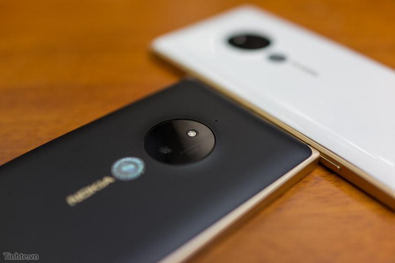 Nokia Lumia 830 Gold Edition