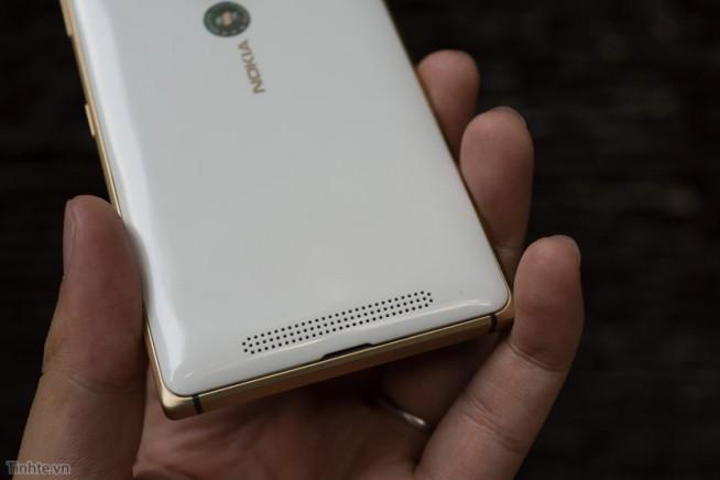 Задний динамик Lumia 830 Gold Edition