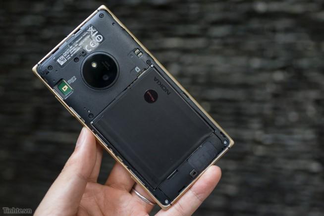 Батарея Lumia 830 Gold Edition