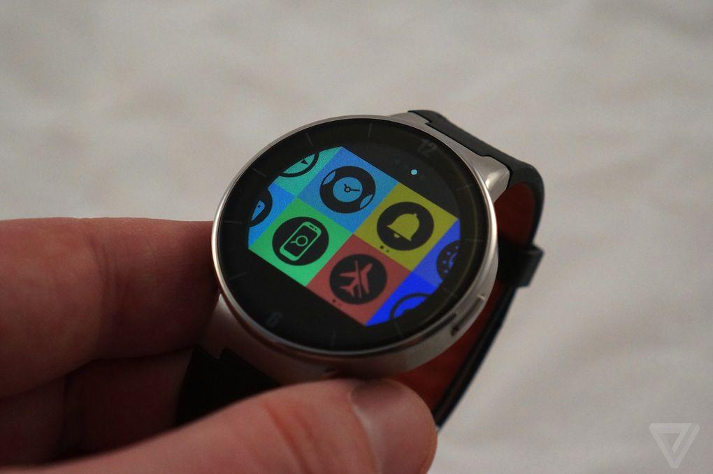 alcatel one touch orologio